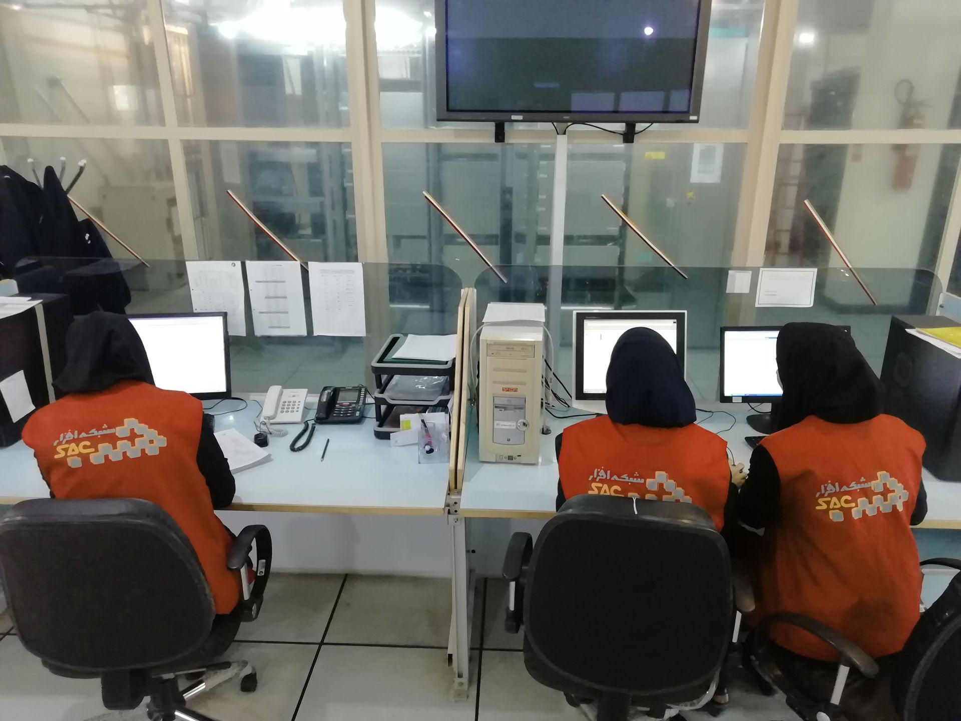 خدمات نگهداری، پشتیبانی و بهسازی شبکه های مادر مخابراتی زیر ساخت کشور